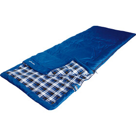 High Peak Highland Sac de couchage gauche, blue